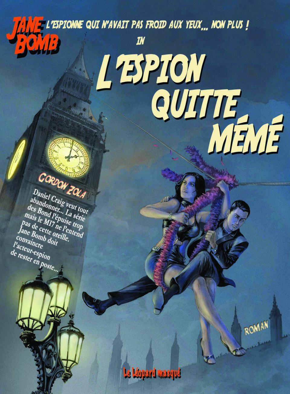 Couve L'éspion quitte Mémé